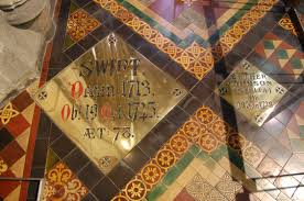 jonathan swift book of days tales on 19 1745 swift at nearly 80 died after being laid out in public view for the people of dublin to pay their last respects he was buried in his