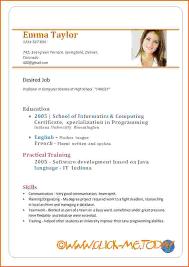 Resume Sample Doc 8 Google Resume Template Free Inspiration
