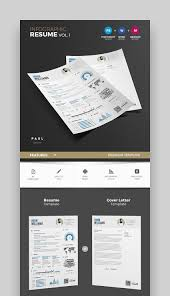 25 Creative Infographic Resume Templates Designs For 2019