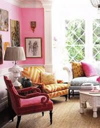 today i m sharing my favourite pink interior design ideas from pink wall paint to a gorgeous pink velvet sofa