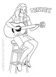 American Girl Doll Coloring Pages Book Wonderfully 960960