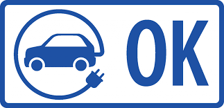 「only ev vehicle ok!」の画像検索結果