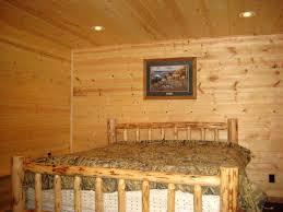 painting knotty pine paneling walls