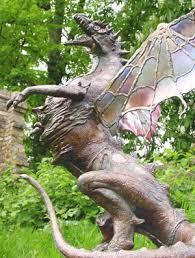 dragon garden statues. Oriental Dragon Garden Decor......Now That\u0027s A Statement Piece! Statues
