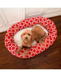 majestic pet beds. Majestic Pet Links Sherpa Bagel Bolster Bed MPP1694 Size: Medium (32\ Beds