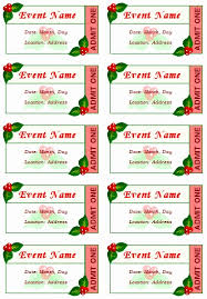 Avery Raffle Tickets 8 Per Page Lovely Event Ticket Template Raffle