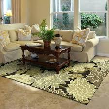 best contemporary wool area rugs design hand knotted flower living room rug furniture scenic