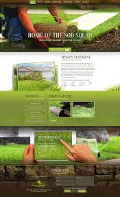 web site design samples web site design portfolio website samples greatest scapes landscaping