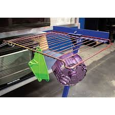 Powder Coating Rack Paint and Powder Coating Stand 91