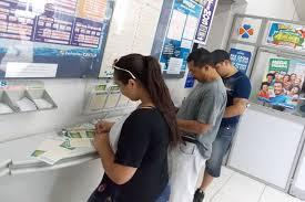 Resultado de imagem para imagens de lotéricas