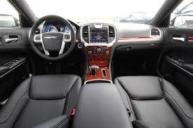 2014 chrysler 300 interior. interior dashboard of the 2014 chrysler 300 sedan