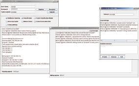 Types Of Bio Data User Interface Of The Multiagent Based Bio Data Mining