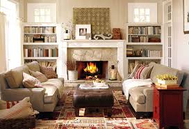 Pottery Barn Living Rooms Cool Decorating Ideas
