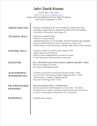 Home Create Resume Samples Resume Template Samples Resume Cv