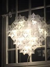 Ikea Strala Light Ikea Strala Snowflakes Heart Shape On Carousell