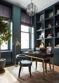 masculine home office. working at home requires comfort concentration and style too here are lots of chic masculine office furniture ideas for bachelors s