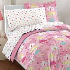 Dream Factory Pretty Princess 7 piece Bed in a Bag with Sheet Set