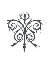 Keltská Květina Nalepovací Tetování