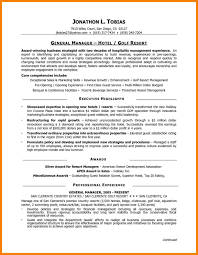 Resume Format Hotel Management Lovely Free Templates Job Download Ms