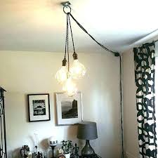 swag plug in chandelier swag light fixture plug in hanging light fixtures unique plug swag crystal swag plug in chandelier
