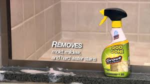 Kitchen Floor Grout Cleaner Cleaning Dirty Grout With Goo Gonear Grout Clean Restore Youtube