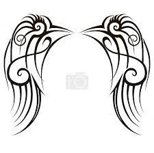Vektorová Grafika Tattoo Vzory Tribal Vektorové Umění Návrh Loga