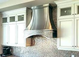 stainless steel kitchen hood. 30 Stainless Steel Range Hood Vent Pipe Inch Fan Hoods By Throughout Vents Inspirations 8 Kitchen