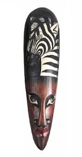 8 Best Zebra mask images in 2020   african art, zebra mask, african  paintings