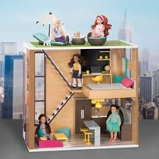 Lori Loft to Love Dollhouse Tar