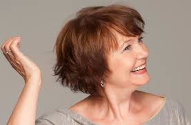 Short Haircuts For Older Women Over Useful Hair Hairstyles Years Old