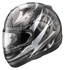 Arai Signet Q Brett King Finish Mens Motorcycle Helmets