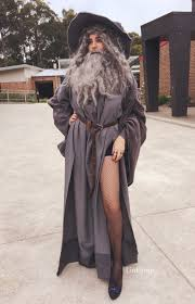 Everyone Is Obsessed With This Teen s Sexy Gandalf Costume