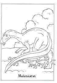 Kids N Fun 23 Kleurplaten Van Dinosaurussen