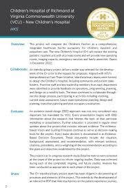 Interdisciplinary Interaction Design Pdf Study Materials The Center For Health Design