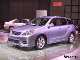 2014 Toyota Matrix Wallpaper