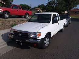 Toyota Tacoma 1996. V6 engine. Clean title. 178,926 miles for Sale ...