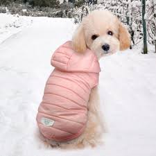 Pet Pug Dog Clothes Warm Winter Puppy ...