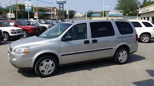 2007 Chevrolet Uplander Extended 7 passenger van - YouTube