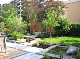 Sichtschutz Wand Aus Fiberglas Moderne Beton Optik Fur Den Garten