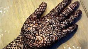 Arabic Mehndi Designs For Right Hand Arabic Mehndi Designs Intricate And Charming