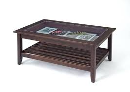 the wooden and glass coffee table thick top for remodel 48 round 3 4