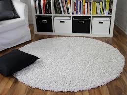 Badezimmer Teppich Rund Grau