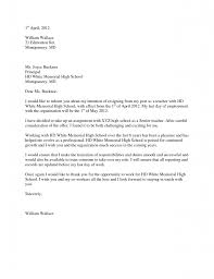 Strong Resignation Letter Choice Image - Letter Format Examples