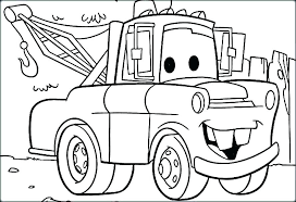 Coloring Pages Lightning Mcqueen Mater Coloring Pages Coloring Pages