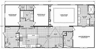 single wide mobile homes floor plans awesome manufactured homes floor plans s od ba769 newold gr