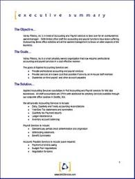 Business Proposal Templates Examples | Business Plan Sample Template ...