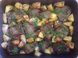 Nigella Lawsons Greek Lamb Chops With Lemon And Potatoes