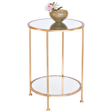 home furniture small round end tables design ideas glass combined come with metal small