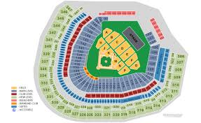 Safeco Field Seating Chart Concert Elcho Table