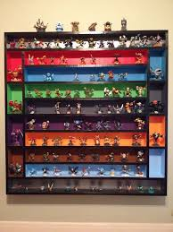 Coolest Skylander Shelf... Ever!